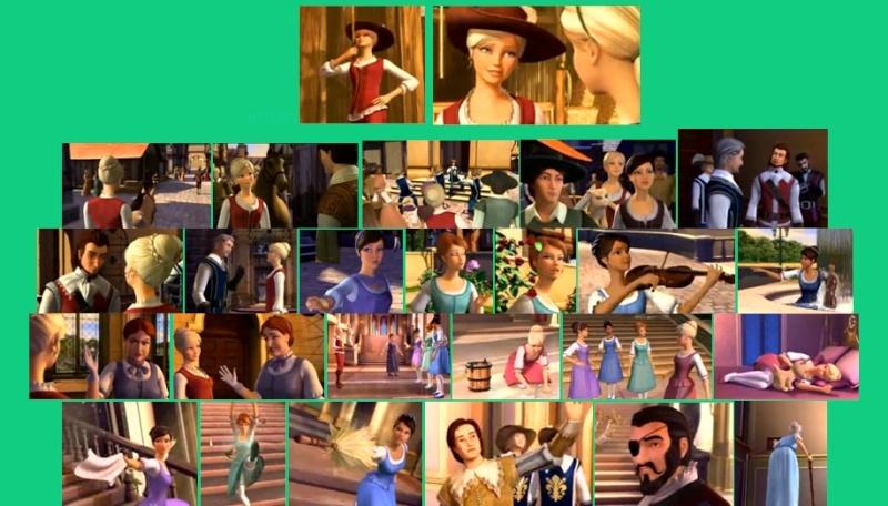 Barbie et les trois mousquetaires [2009] [F.Anim] Deco_115