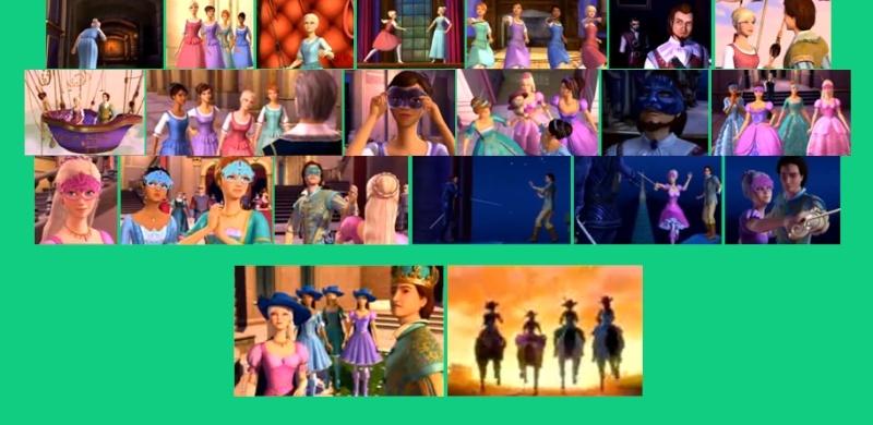 Barbie et les trois mousquetaires [2009] [F.Anim] Deco_215