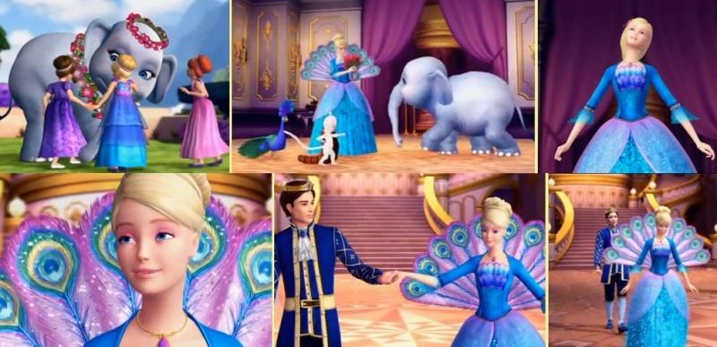 Barbie Princesse de l'île Merveilleuse [2007] [F.Anim] Deco_412