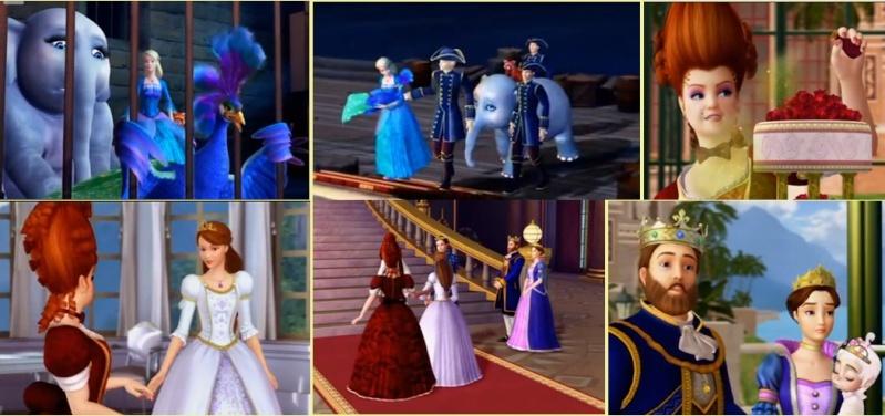 Barbie Princesse de l'île Merveilleuse [2007] [F.Anim] Deco_612