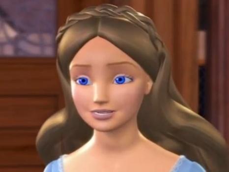 Barbie Coeur de Princesse [2004] [F.Anim] Erika10