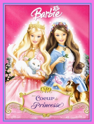 Barbie Coeur de Princesse [2004] [F.Anim] Logo12