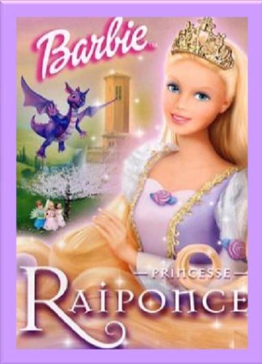 Barbie Princesse Raiponce [2002] [F.Anim] Logo13