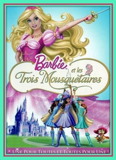 Barbie et les trois mousquetaires [2009] [F.Anim] Logo14