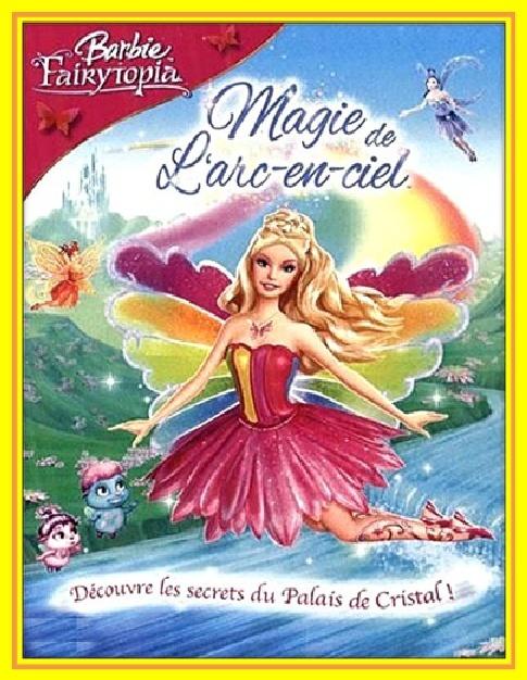 Barbie Magie de l'arc en ciel [2007] [F.Anim] Logo17