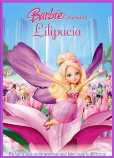 Barbie présente Lilipucia [2009] [F.Anim] Logo19
