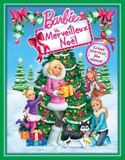 Barbie Un Merveilleux Noël [2011] [F.Anim] Logo20
