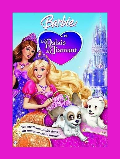Barbie et le Palais de Diamant [2008] [F.Anim] Logo_b10