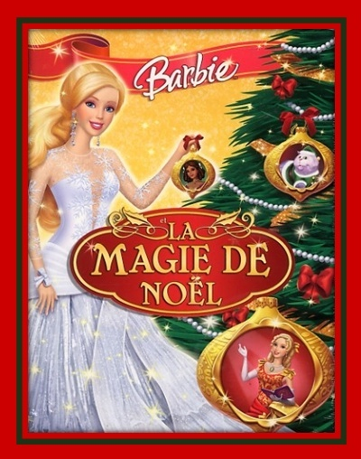 Barbie et la Magie de Noël [2008] [F.Anim] Logo_b11