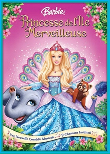 Barbie Princesse de l'île Merveilleuse [2007] [F.Anim] Logo_b12