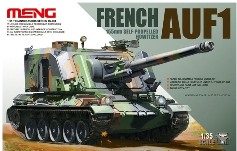 AMX 30 AUF1 au 1/35 chez MENG Faf02510
