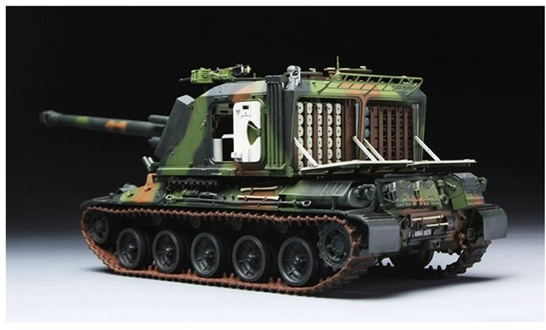 AMX 30 AUF1 au 1/35 chez MENG Faf02511