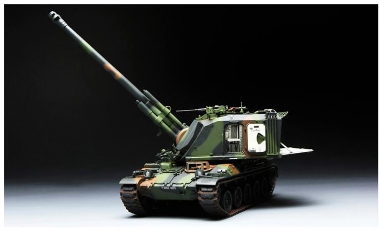 AMX 30 AUF1 au 1/35 chez MENG Faf02513