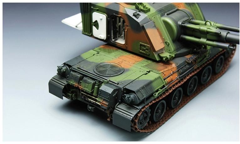 AMX 30 AUF1 au 1/35 chez MENG Faf02514