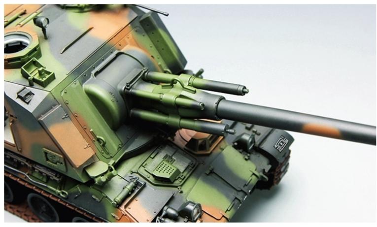 AMX 30 AUF1 au 1/35 chez MENG Faf02515