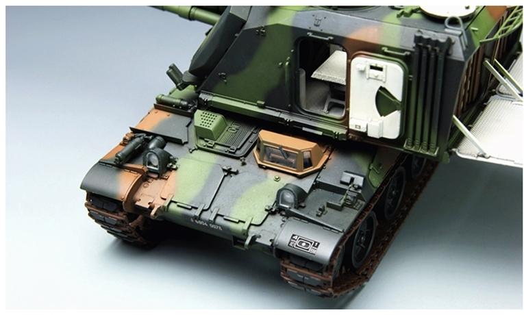 AMX 30 AUF1 au 1/35 chez MENG Faf02516