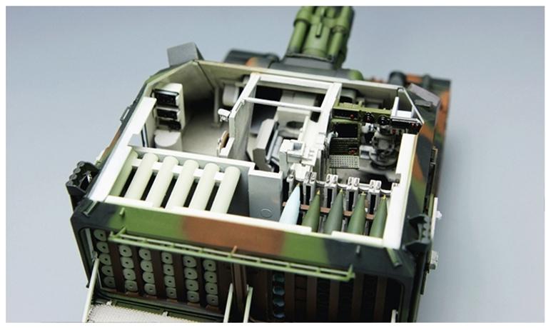 AMX 30 AUF1 au 1/35 chez MENG Faf02517