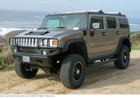Un 408 cubes dans un Hummer H2 2003 !!! 10008210