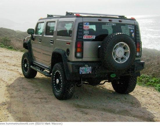 Un 408 cubes dans un Hummer H2 2003 !!! 10008211