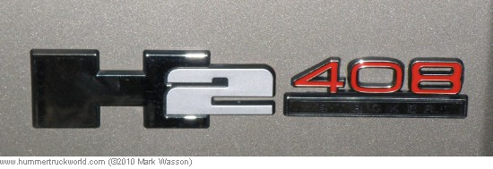 Un 408 cubes dans un Hummer H2 2003 !!! 10008313