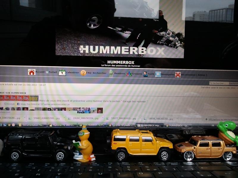 miniatures Hummer 2012-131