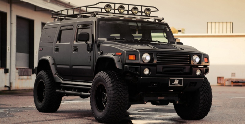 HUMMER H2 PROJECT MAGNUM BY SR AUTO GROUP Hummer10