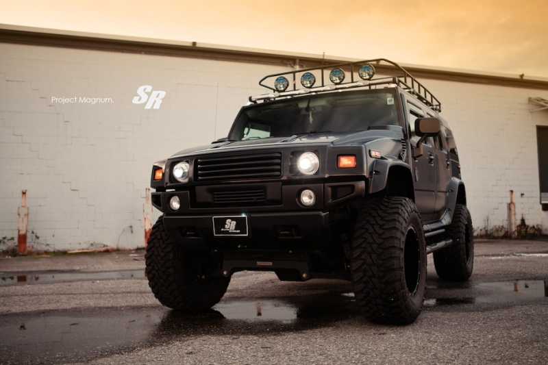 HUMMER H2 PROJECT MAGNUM BY SR AUTO GROUP Hummer11