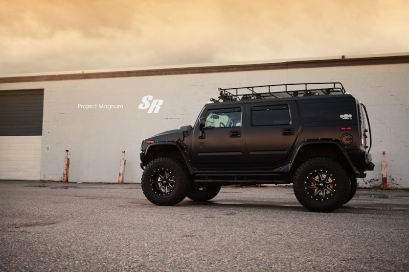HUMMER H2 PROJECT MAGNUM BY SR AUTO GROUP Hummer17