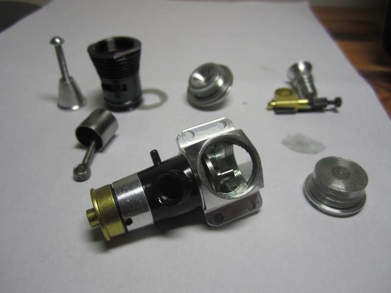 what does a true teedee .09 crankshaft look like? Img_1711