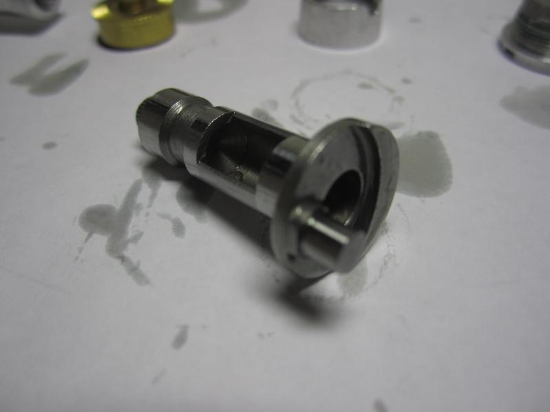 what does a true teedee .09 crankshaft look like? Img_1713
