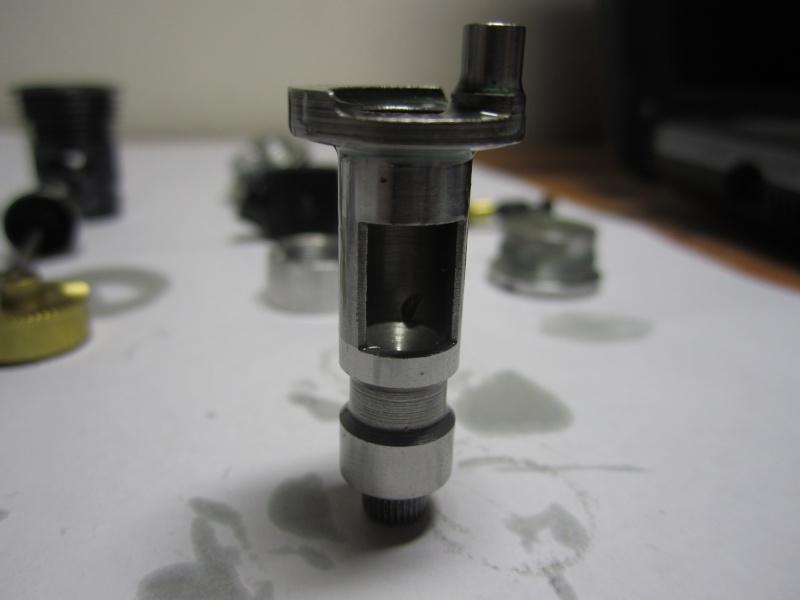 what does a true teedee .09 crankshaft look like? Img_1716