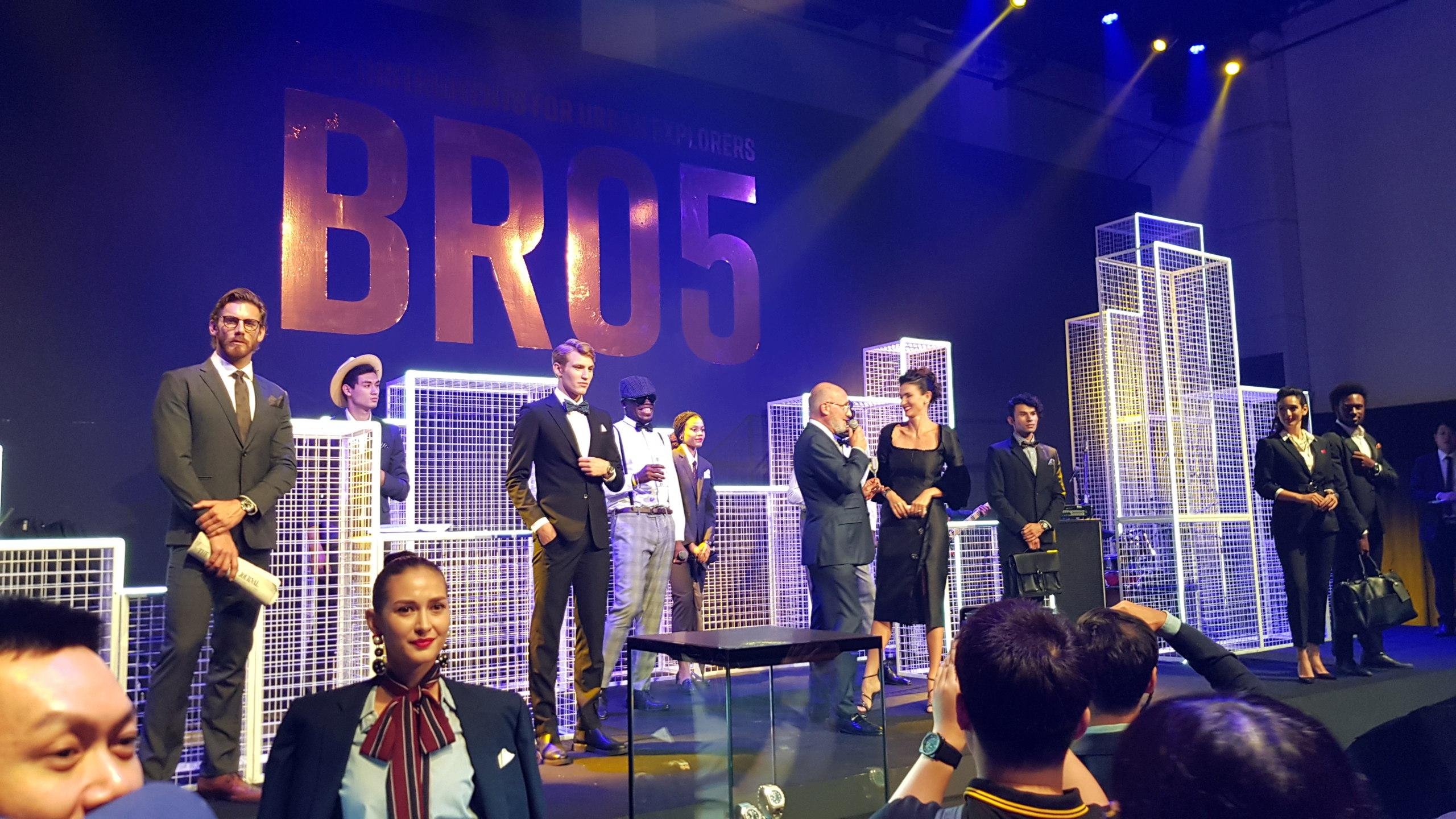 Evenement de lancement BR05 a Singapour 20190925
