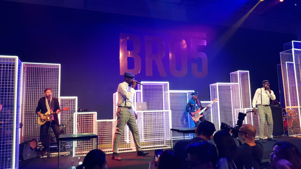 Evenement de lancement BR05 a Singapour 20190929