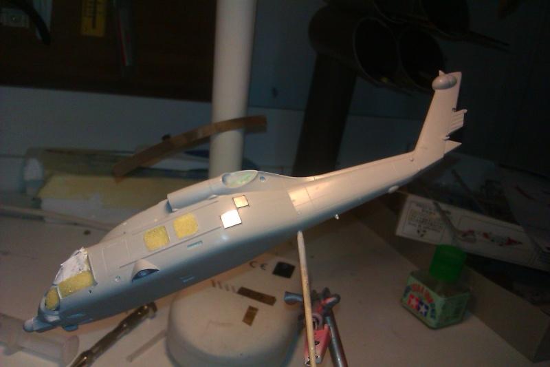 HH-60J Jayhawk HobbyBoss 1/72 Imag0711