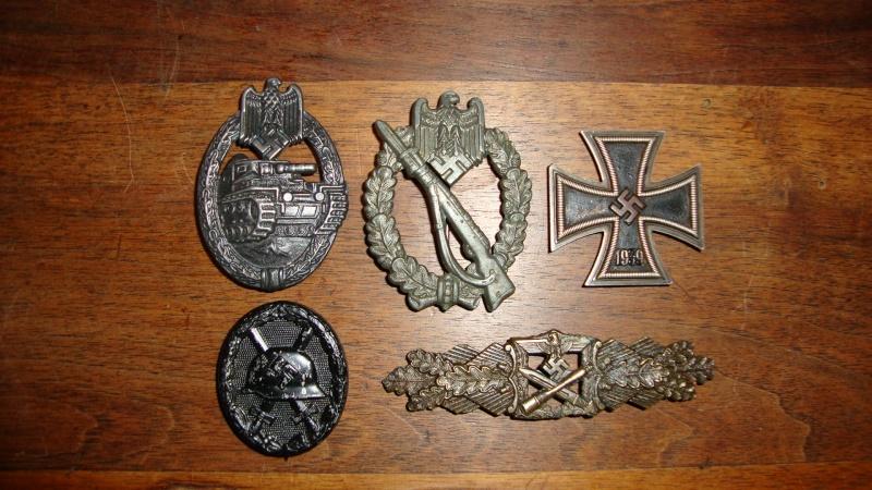 Vos décorations militaires, politiques, civiles allemandes de la ww2 - Page 2 Dsc01318