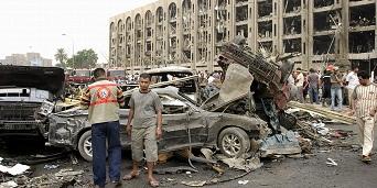 TERRORISMUS - Saat und Ernte  Irak_f10