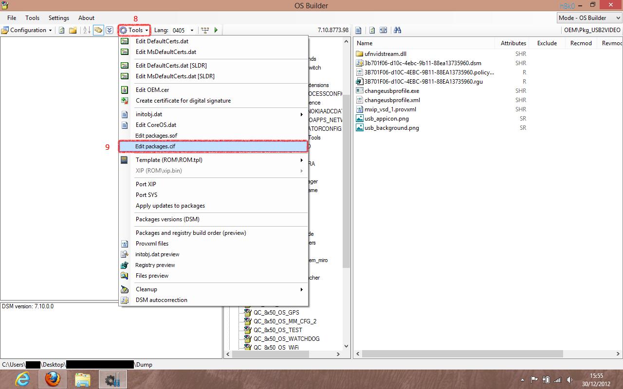 [TUTO] Comment cooker une ROM WP7 (Partie 2 : Maîtrise plus complète, etc...) Captur18