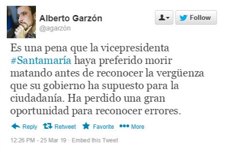 [Presidencia] Mensaje a la Nación española A10