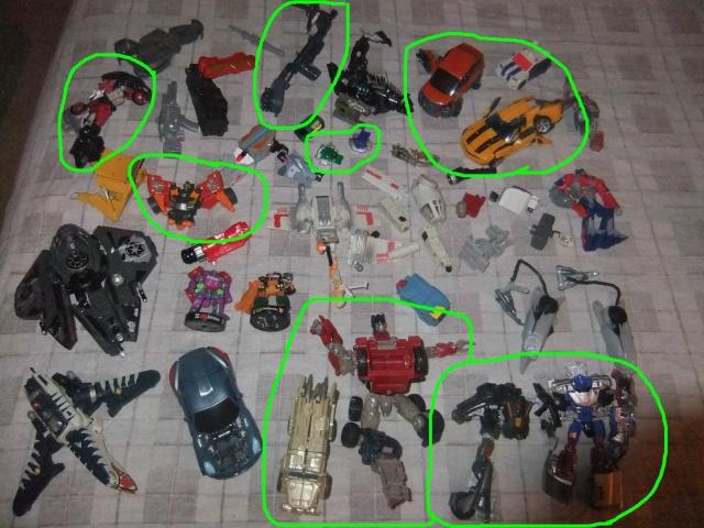Astuces pour customiser vos Figurines (Peinture, Gundam marker, Aéographe, etc) - Page 5 Achat_10