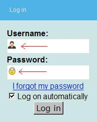 Some small cosmetic changes regarding the forum Login10