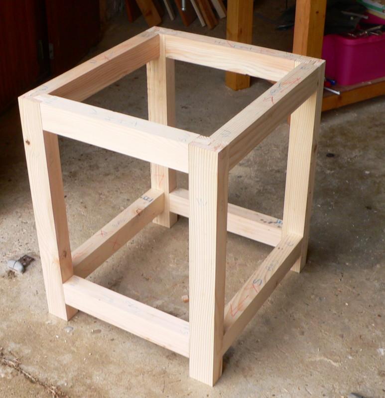 meuble support pour perceuse d'atelier - Page 3 Batimo10