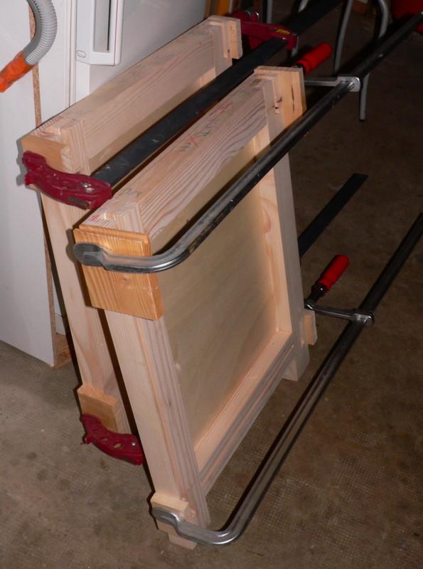 meuble support pour perceuse d'atelier - Page 4 Collag12