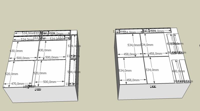 meuble support pour perceuse d'atelier - Page 3 Debit_10