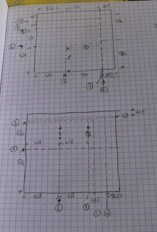 meuble support pour perceuse d'atelier - Page 3 Ordre_10