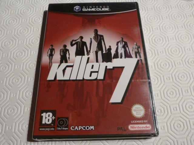 "Collection de NESmania²  "" Gamecube sous blister ""  - Page 2 Killer10"