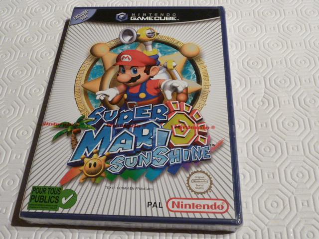 """Collection de NESmania²  """" Gamecube sous blister """"  - Page 2 Mario_10"""