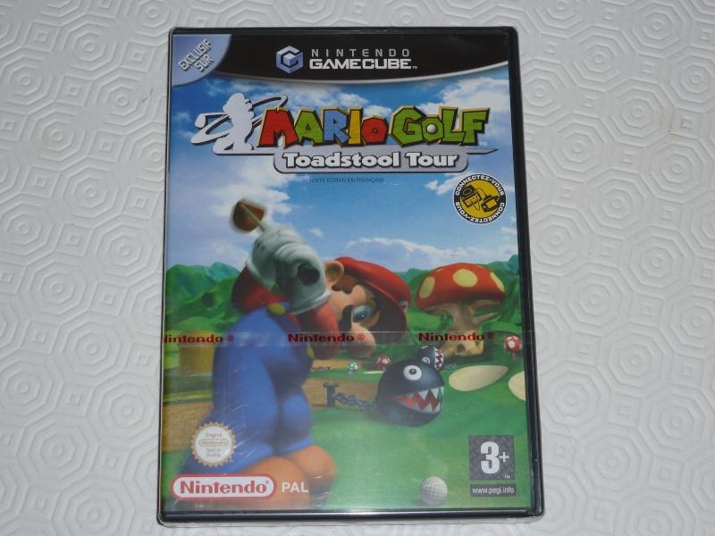 """Collection de NESmania²  """" Gamecube sous blister """"  - Page 2 Mario_11"""