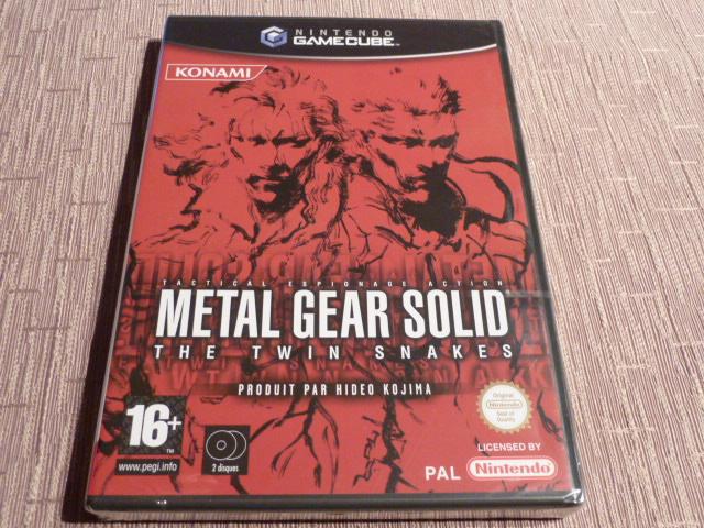 "Collection de NESmania²  "" Gamecube sous blister ""  - Page 2 Metal_10"