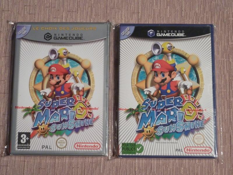 "Collection de NESmania²  "" Gamecube sous blister ""  P1010916"