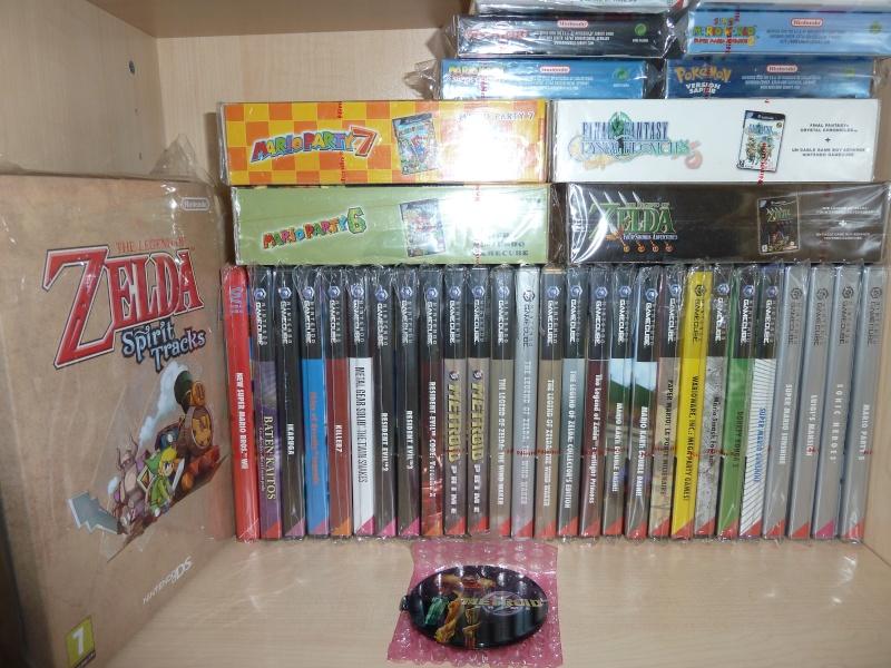 """Collection de NESmania²  """" Gamecube sous blister """"  - Page 2 P1010918"""